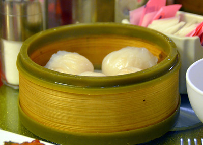 Steamed Shrimp Dumpling