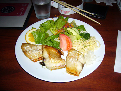 Geary's Saba Shioyaki