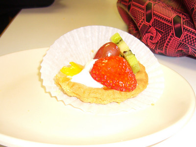 Half a Fruit Pastry