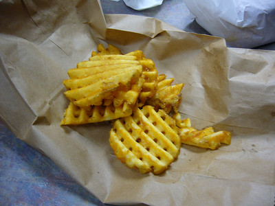 Criss-Cut Fries
