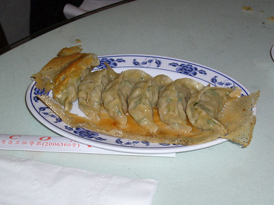 Pot Stickers - flipped