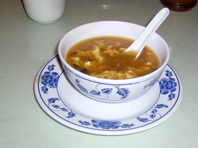 Ye Olde Hot and Sour Soup