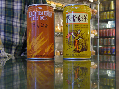 Canned Tea
