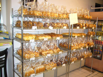 Breads, Buns, Cookies, to go