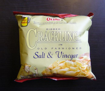 Oishi Ribbed Cracklings