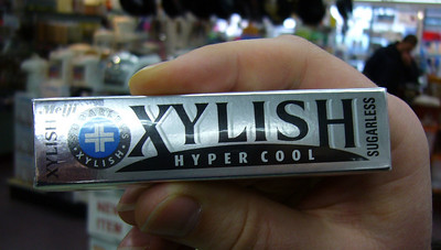 Xylish Hyper Cool Gum
