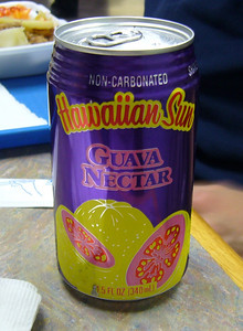 Hawaiian Sun Guava Nectar