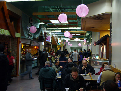 Uwajimaya Food Court (UFC)
