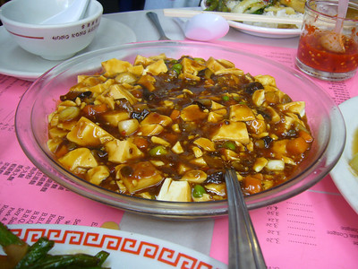 Ma-Po Tofu