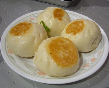 Ginger Pork Buns