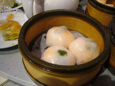 Scallop & Shrimp Dumpling