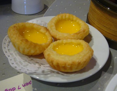 Egg Custards