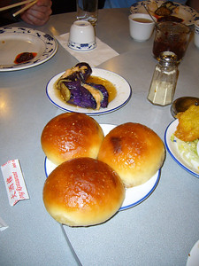 BBQ Pork Bun