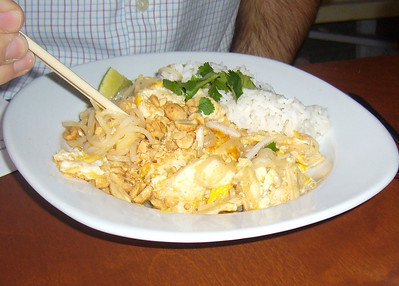 Pad Thai - Chicken