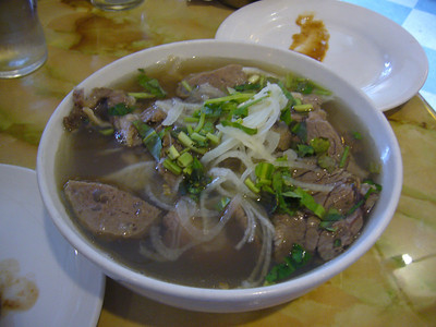 #8 - Pho Dac Viet - Special Veef Noodle Soup
