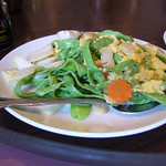 Barleygreen Hand Shaven Noodle with Vegetables
