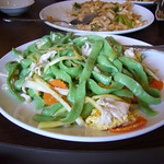 Barleygreen Hand Shaven Noodles with Chicken