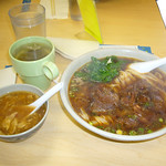 Juicy Beef Noodle Soup