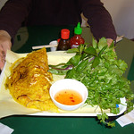 47 - Banh Xeo - Chicken Crepe