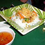 33 - Bun Thit Ga - Grilled Chicken