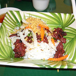 34 - Bun This Nuong - Grilled Pork