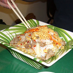 41 - Bun This Bo Loi Xa - Lemongrass Beef